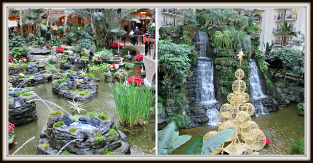 Opryland Hotel Collage #2