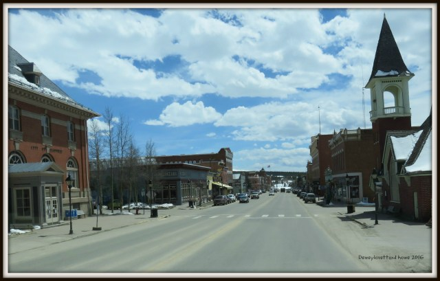 Main Street Leadville, CO