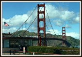 Crossing the Golden Gate - again!
