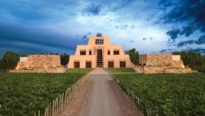 De wijn-'tempel' van de familie Catena