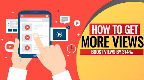 How to Get more Views Increase Youtube Views.