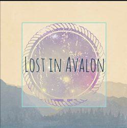 Lost in Avalon movie logo
