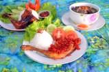 Trio menu ini andalan RM Hot Joyo sejak lama