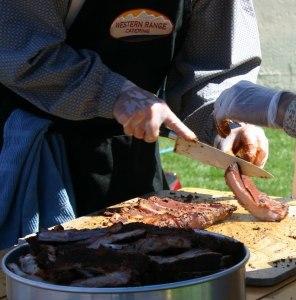Slicing ribs