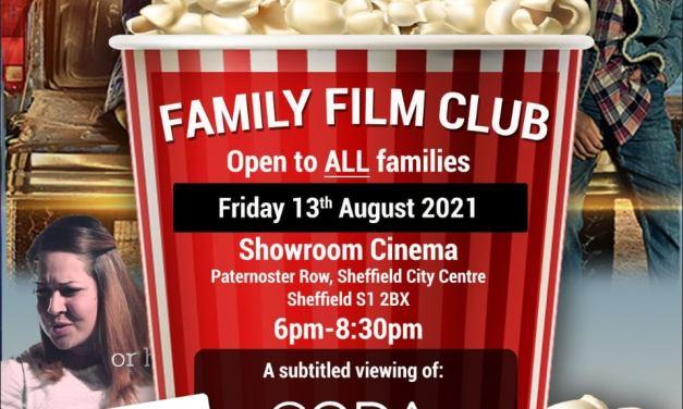 CODA Film Showing in Sheffield