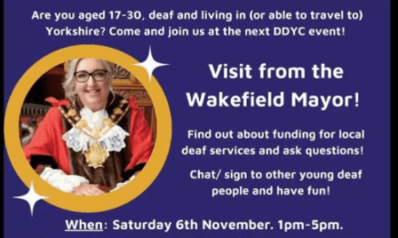 DEX Visit from the Wakefield Mayor