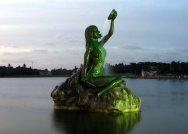 estatua de iracema - messejana