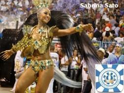 Sabrina Sato Vila Isabel