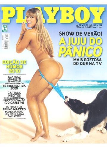 Juju Salimeni - Playboy - Janeiro 2010