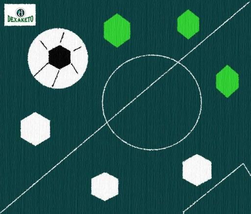 Mundo Futebol - Dexaketo