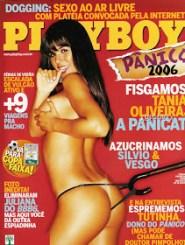 Tania Oliveira Playboy Fevereiro 2006