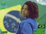 Rafaela Silva - Primeiro Ouro - Judo - Rio 2016
