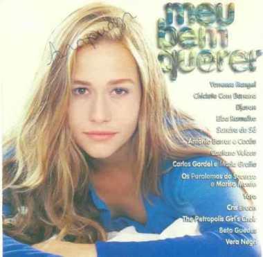 CD NACIONAL - Meu Bem Querer - Alessandra Negrini - 1998
