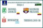Grupo 1 - Libertadores 2017
