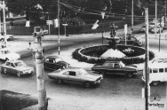 13 de Maio com Avenida da Universidade - 1974