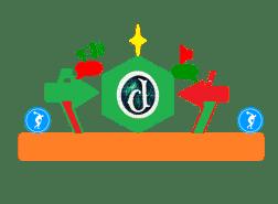 Alegoria - Verde e Branca - Carro 1