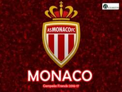 Monaco - Campeão Frances - 2016-17 - Dexaketo