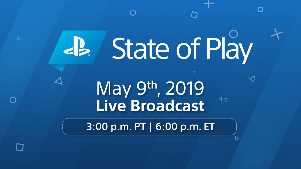 Playstation's second state of play