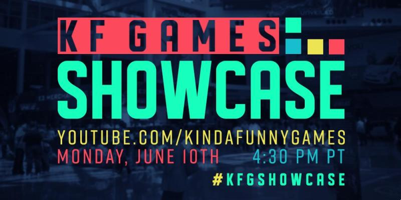 kinda funny game showcase