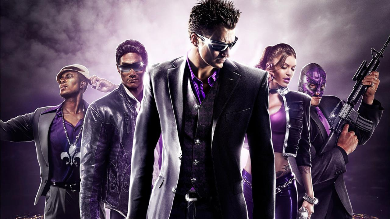 Saints Row movie in the works