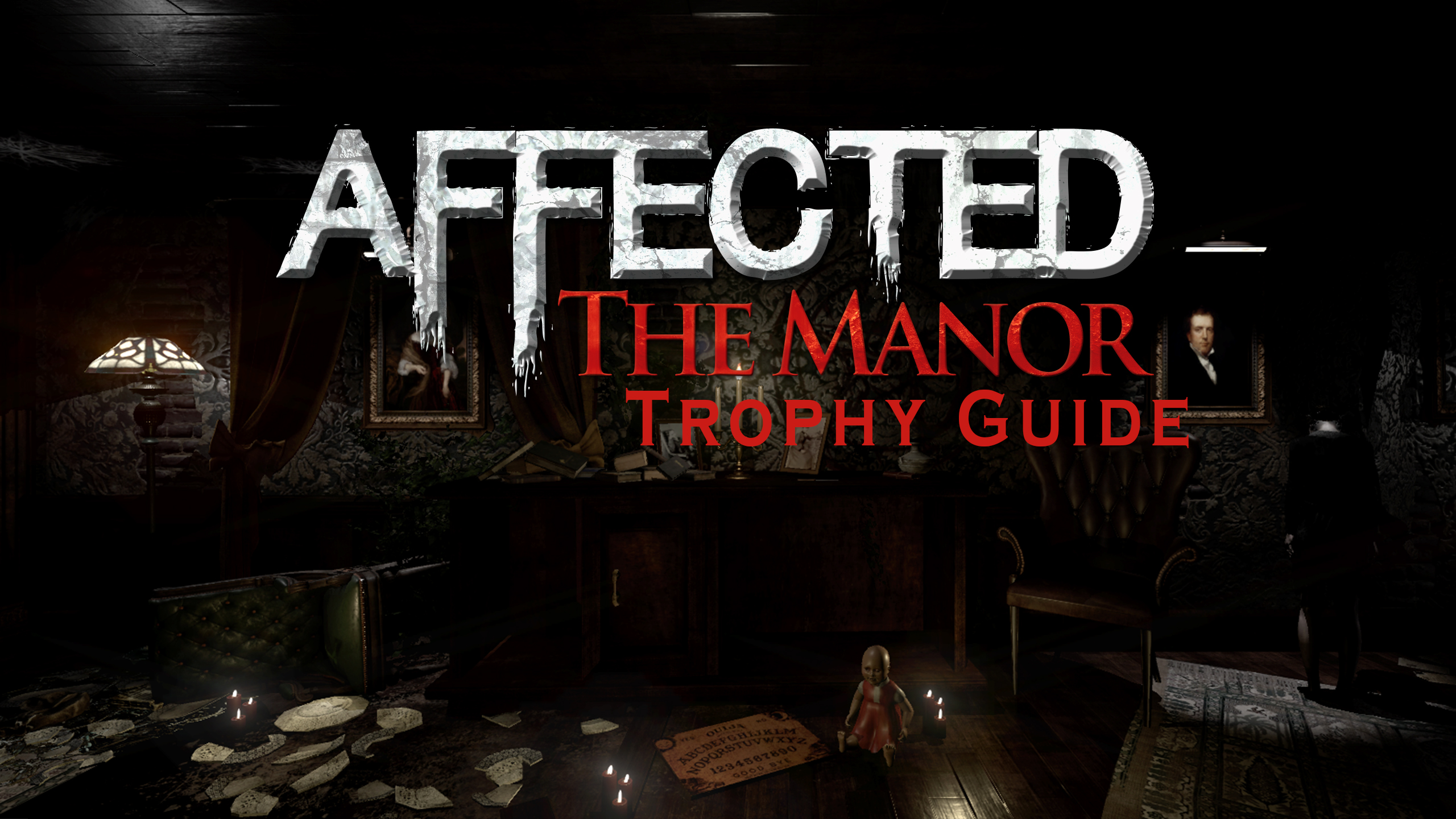 Affected: The Manor Trophy Guide