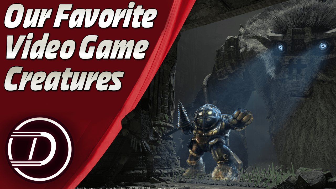 Our Favorite Video Game Creatures