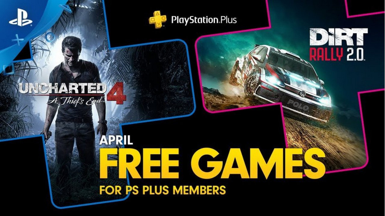 These are the PlayStation Plus games of April 2020
