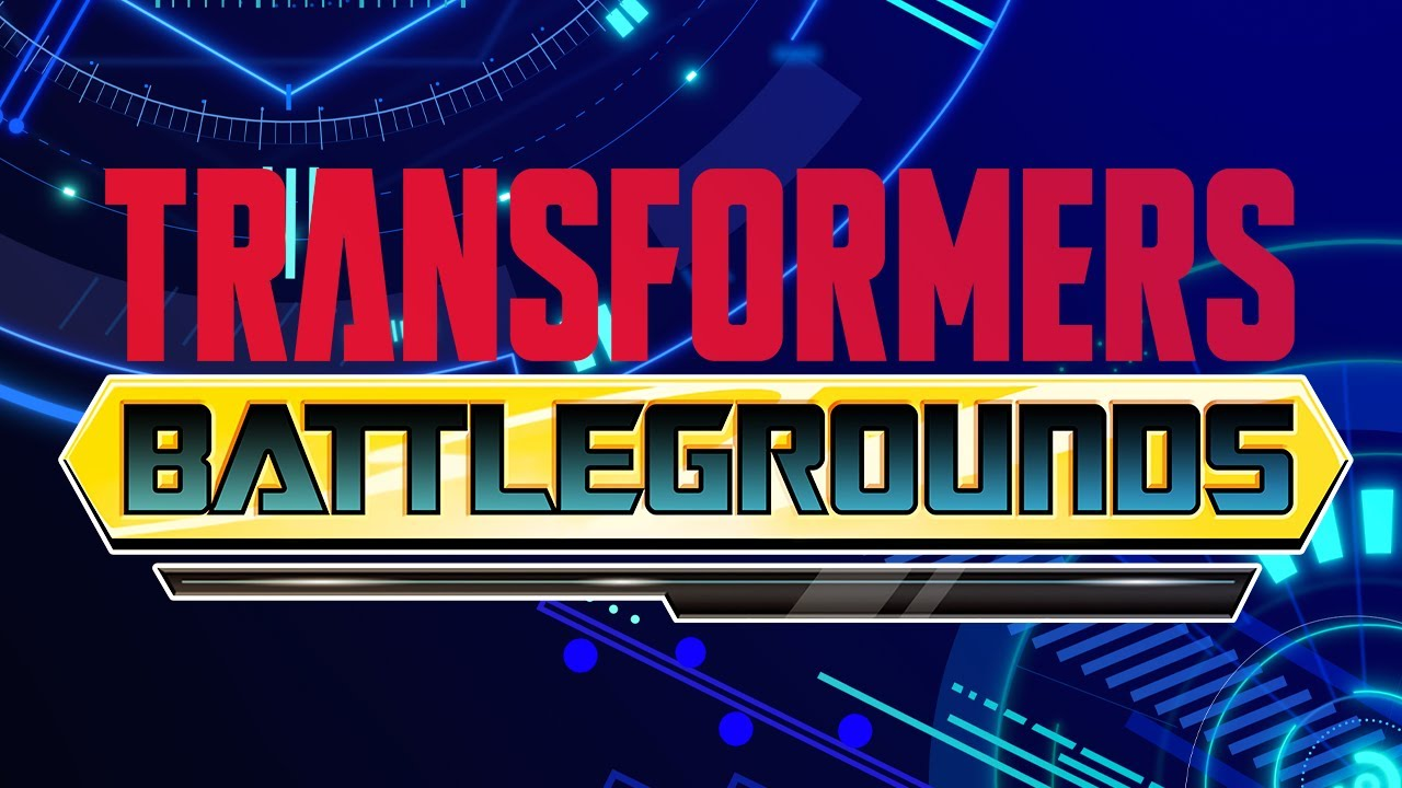 Transformers: Battlegrounds Announced