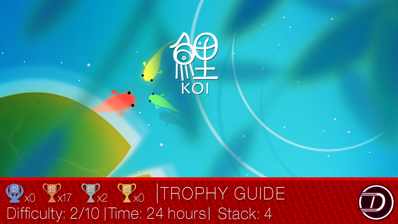 Koi Trophy Guide