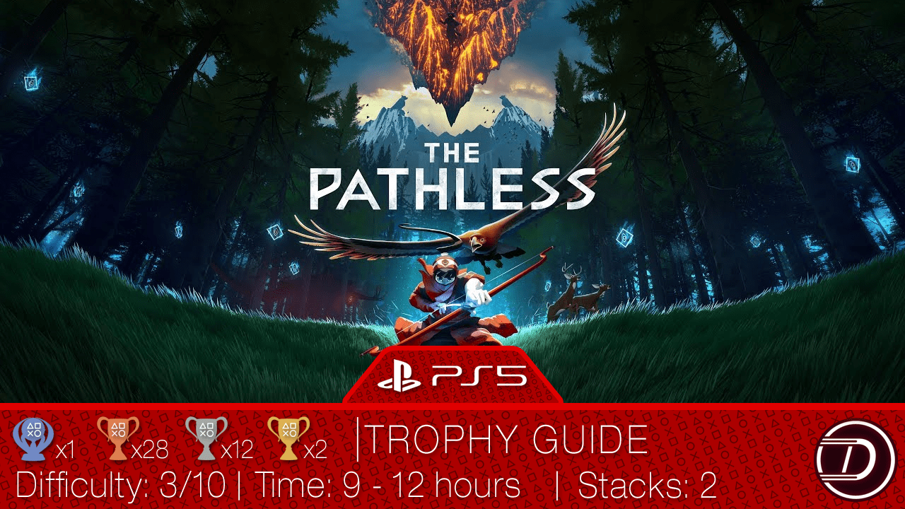 The Pathless Trophy Guide
