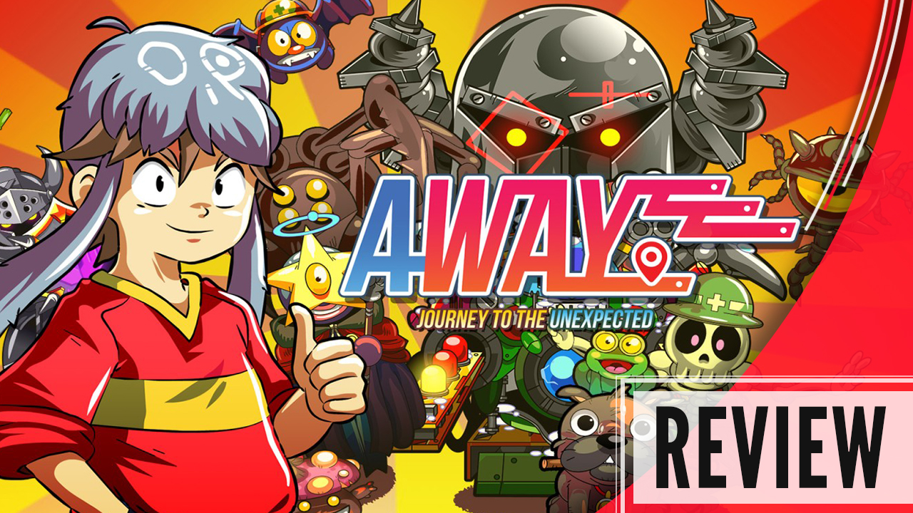 Away: Journey to the Unexpected Review (PS4)
