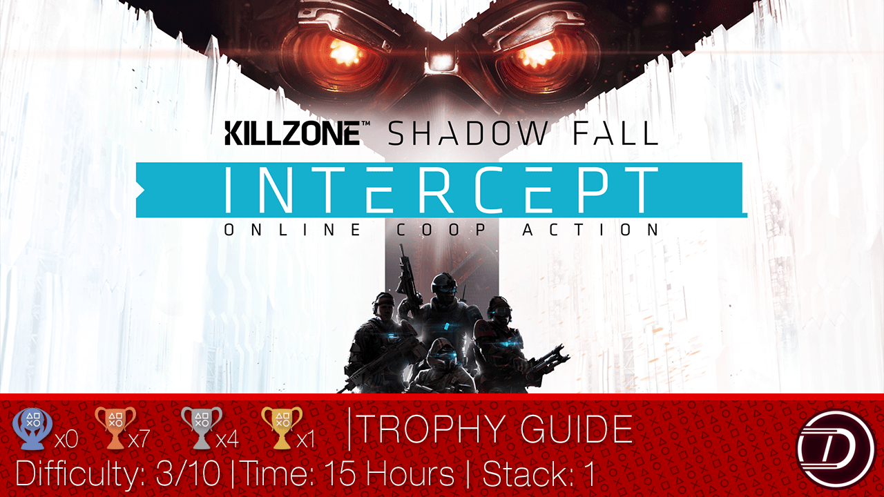 Killzone Shadow Fall Intercept Trophy Guide