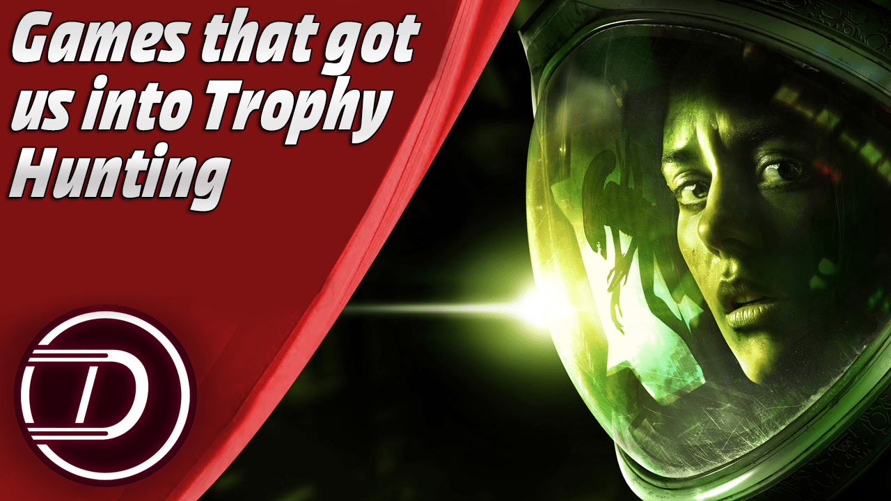 Games That Got Us Into Trophy Hunting