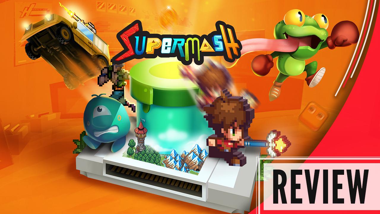 SuperMash Review
