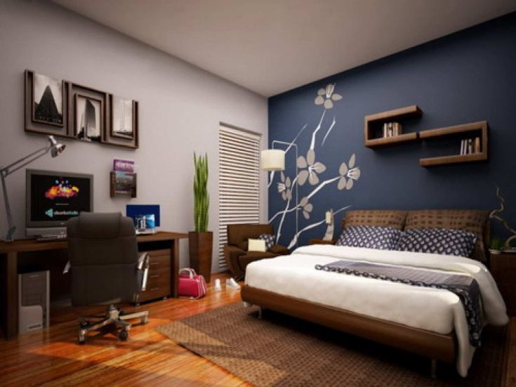 Fabulous Wall Designs For Bedroom