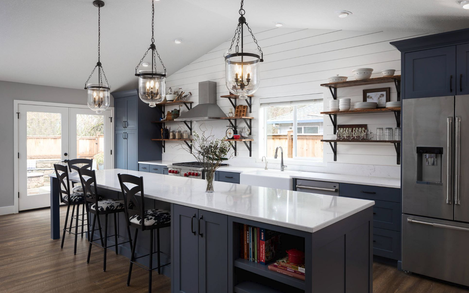 35 amazing modern farmhouse kitchen design and decorating - Images of farmhouse kitchens ...