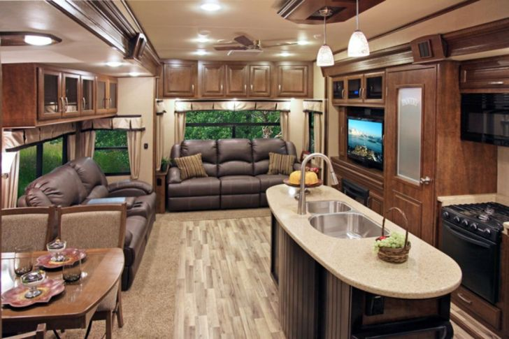Modern RV Remodel Ideas