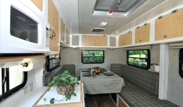 20+ Exciting Outdoor Life With The Best Modern RV Interior