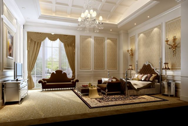 extraordinary simple master bedroom | Extraordinary 35+ Luxurious Master Bedroom Designs For ...