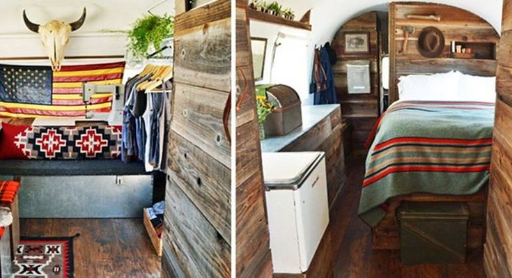25 Best And Low Cost Small Rv Remodel Ideas With Before
