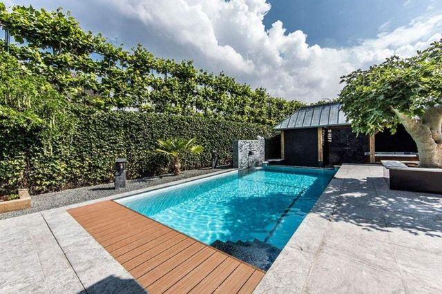 Fabulous Small Backyard Swimming