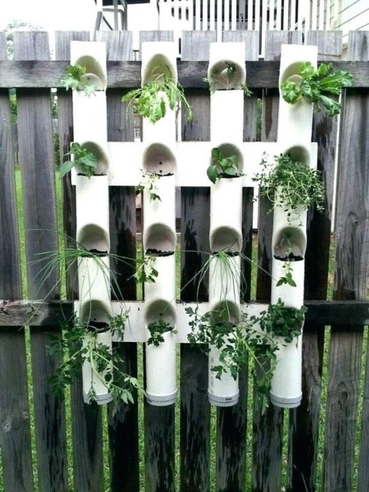 Fence Pvc Garden Projects