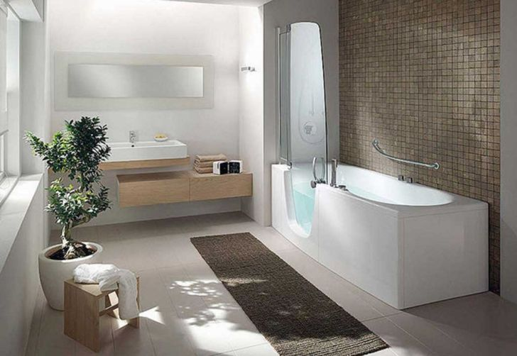 Impressive Modern Small Bathroom Design