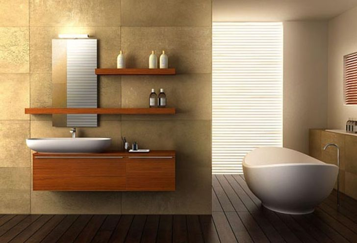 Modern Interior Design Bathroom