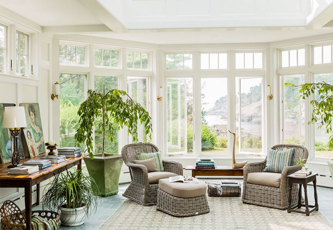24+ Stunning And Enjoyable Sunroom Design Ideas For Best