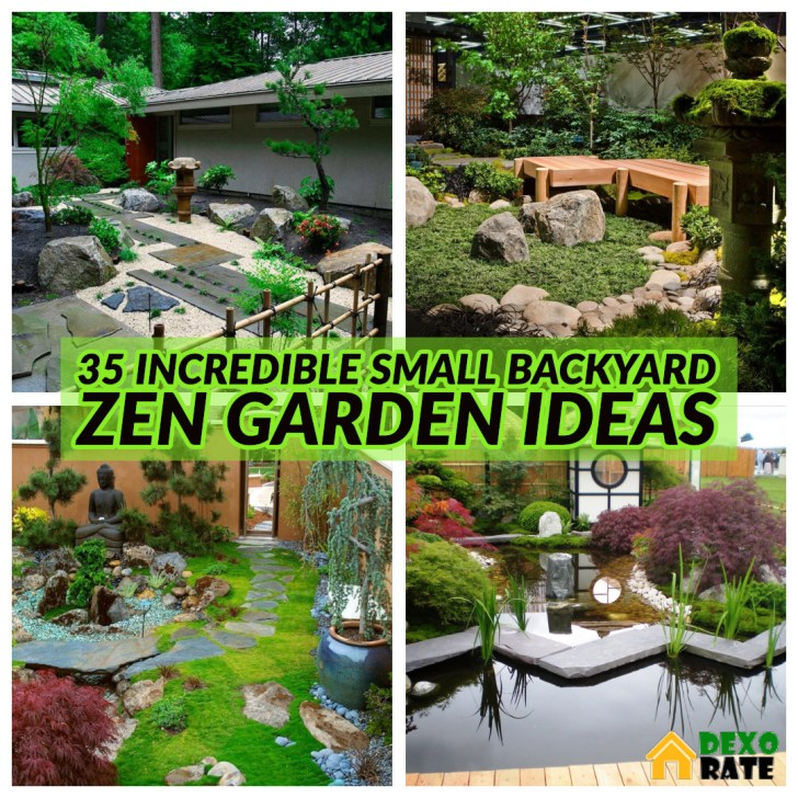 35 Incredible Small Backyard Zen Garden Ideas For Relax ... on Small Backyard Japanese Garden Ideas id=32435