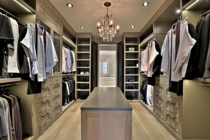 25 Top And Attractive Master Bedroom Walk-in Closet Design ...