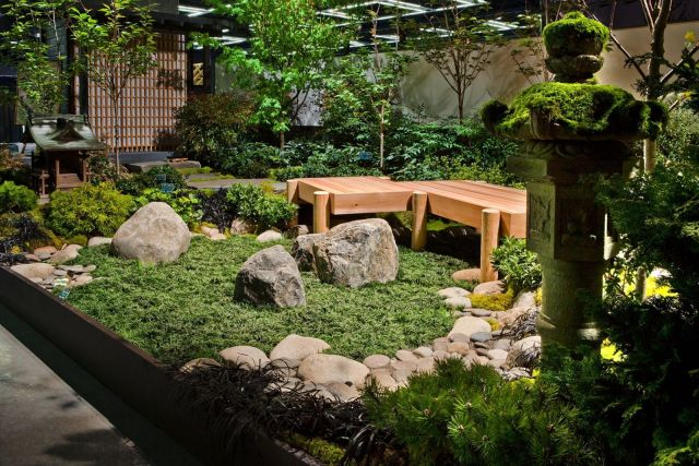 The Most Beautiful Japanese Garden Designs - Via housely.com