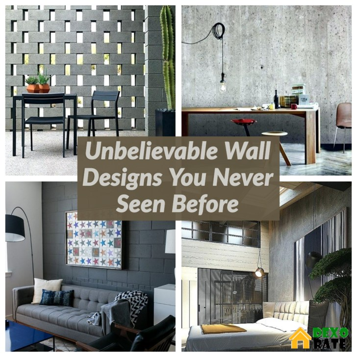 Unbelievable Wall Designs You Never Seen Before