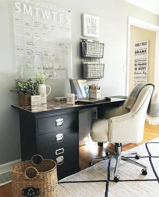 35 Unbelievable Home Offices Decoration Ideas That Will Increase Your Concentration Dexorate